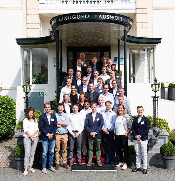 Alle kandidaten Young Captain Award 2018